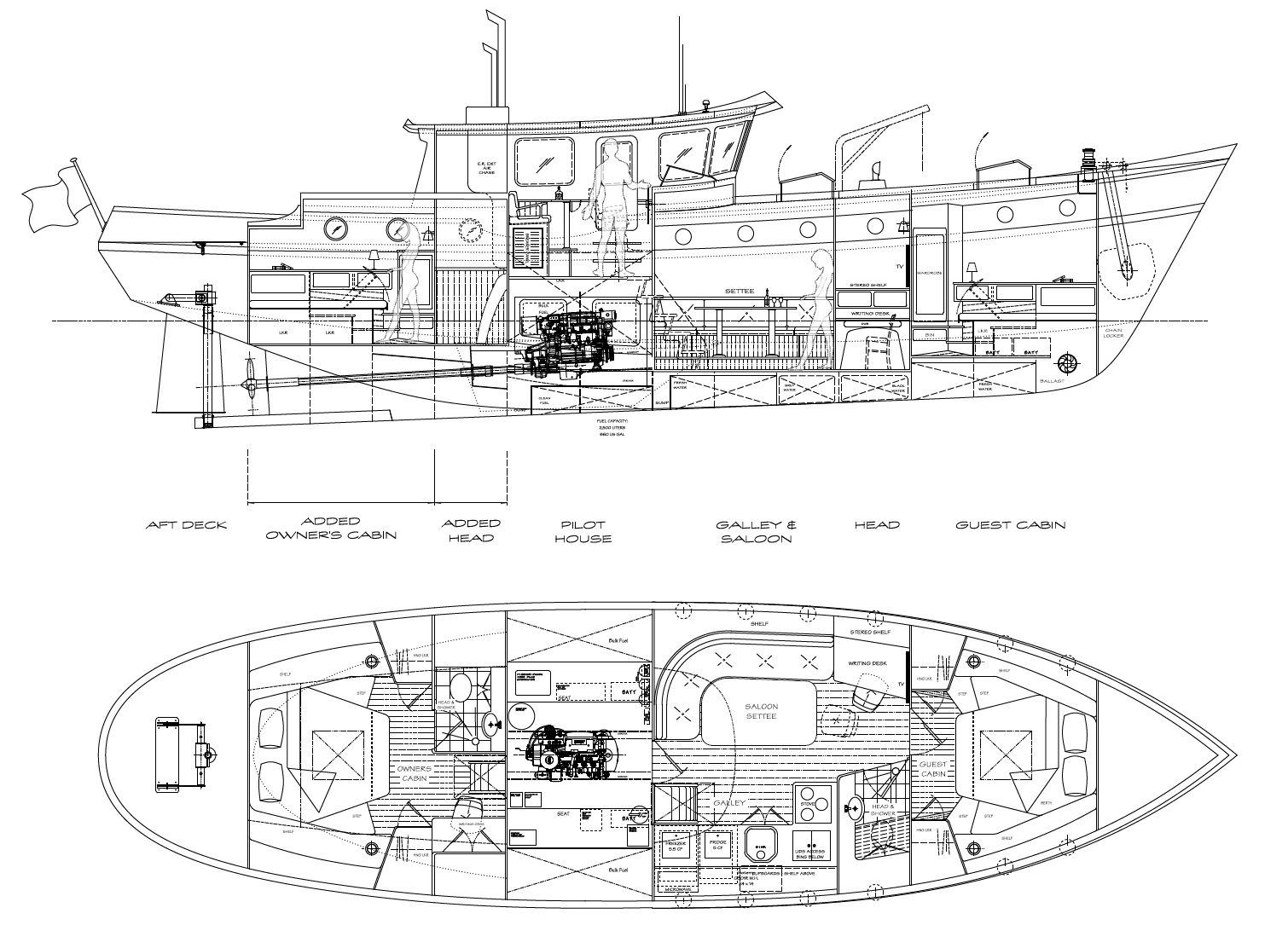 boatbuilding costs