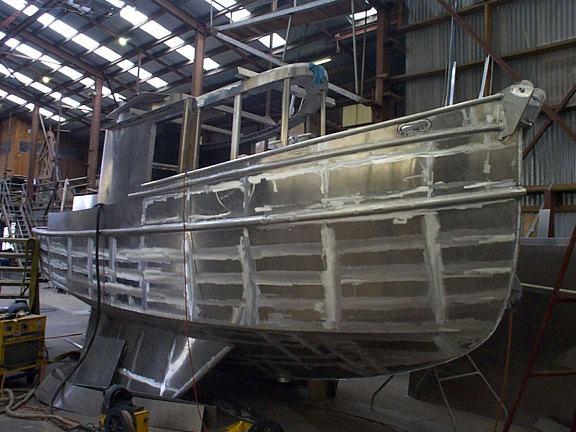 30' Tug Yacht Boojum