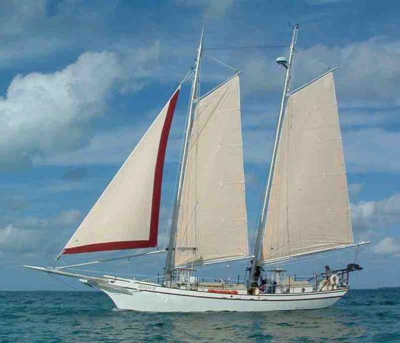 44' Redpath - Kasten Marine Design
