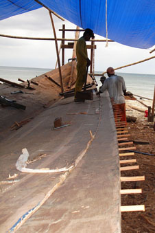 Boat Builders in Tanah Biru